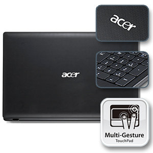 Acer Aspire AS5750Z-4835 review 4