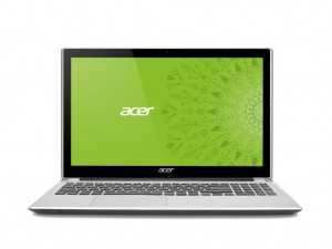 Acer Aspire V5 571P 6642 15.6-Inch Touch Screen Laptop Silky Silver 1