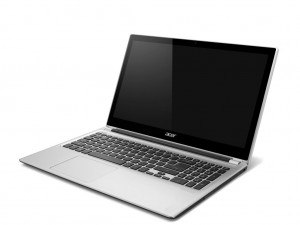 Acer Aspire V5 571P 6642 15.6-Inch Touch Screen Laptop Silky Silver 3