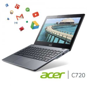 Acer Chromebook C720 Review image 1