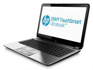 HP ENVY TouchSmart Ultrabook 4t 1100 image 1