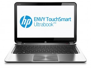 HP ENVY TouchSmart Ultrabook 4t 1100 image 2