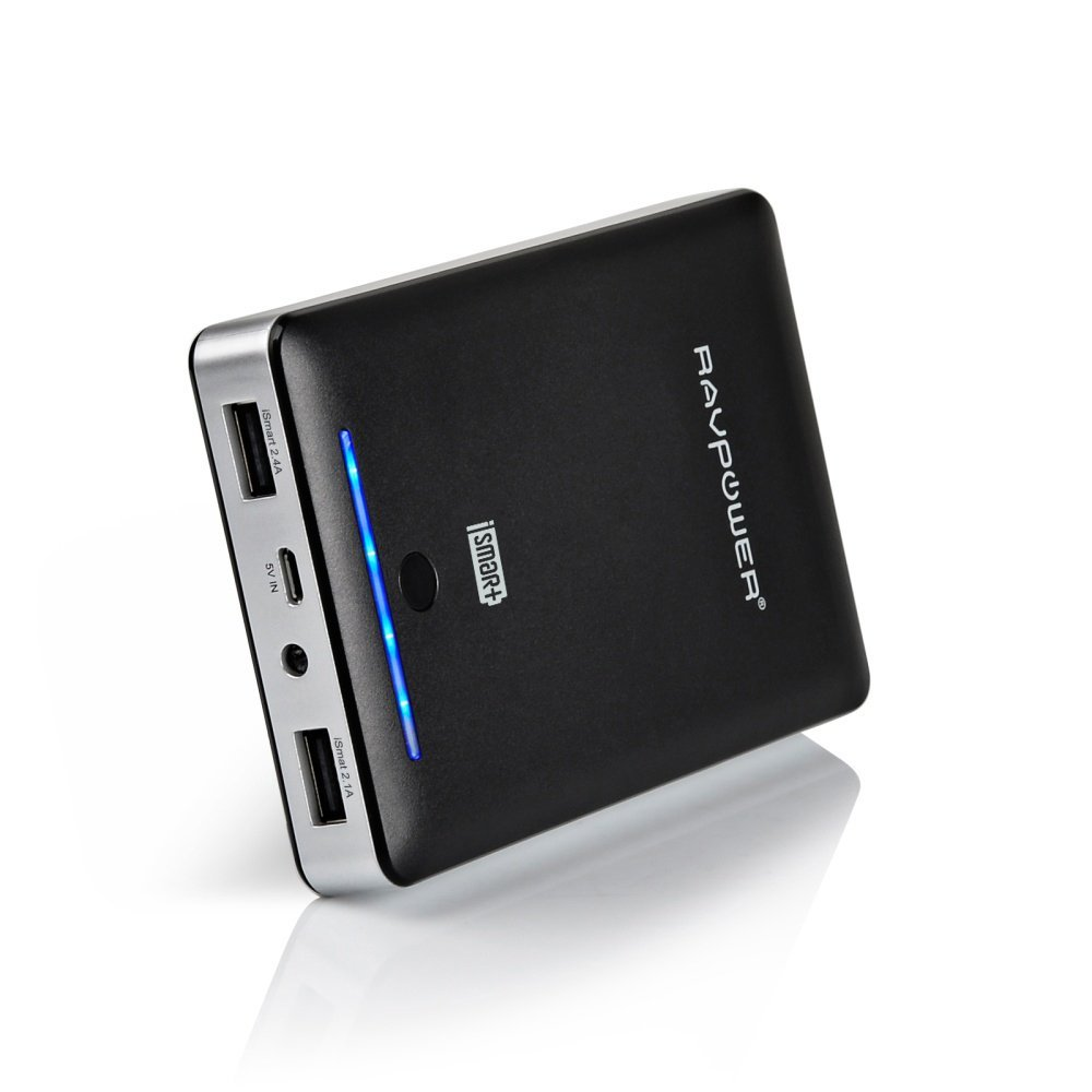 Most Powerful Portable Charger Ravpower 16000mah External